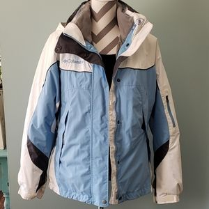 Columbia Ski Jacket Omni Tech